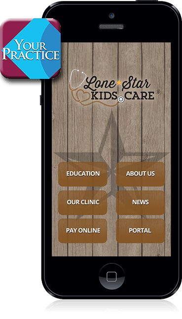 Lone Star Kids Care Mobile App